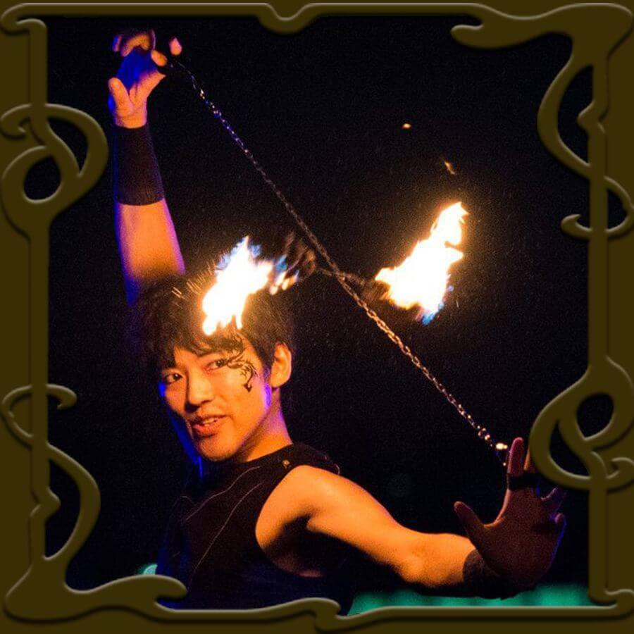 火付盗賊Yuta