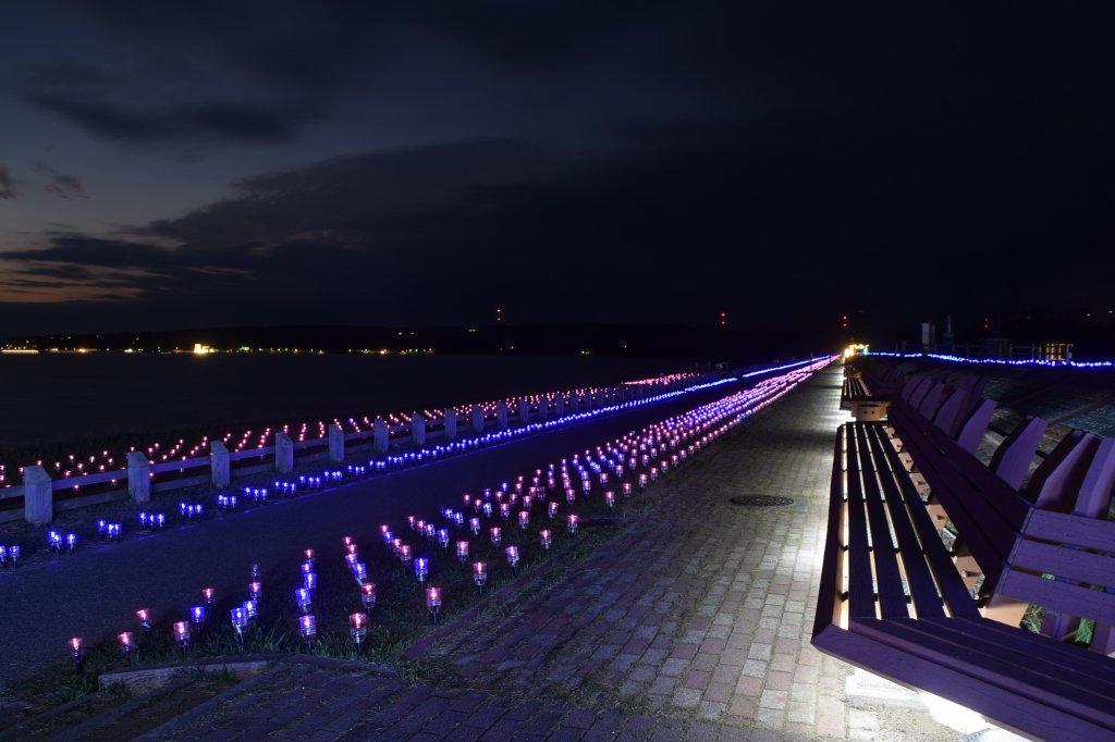 西能登里浜ときめき桜貝廊 2019年