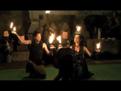 【火付盗賊&火蛇サラマンドラ】Fire Lamp ファイヤーランプ