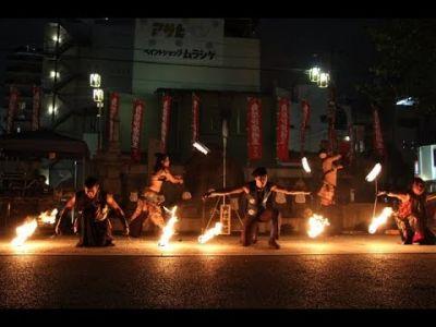 【火付盗賊&火蛇サラマンドラ】Fire Poi ファイヤーポイ