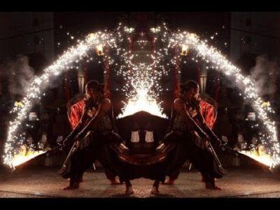 【火付盗賊&火蛇サラマンドラ】Fire Sword 炎剣