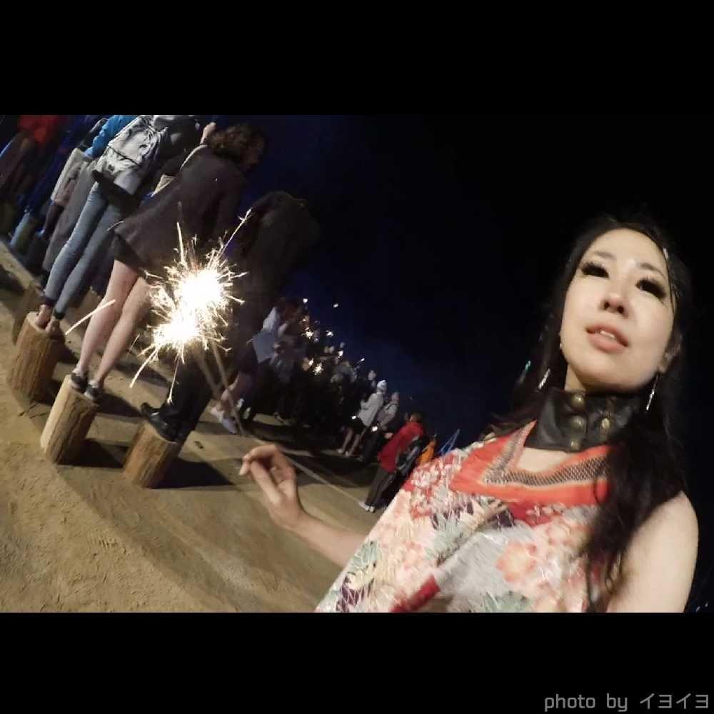 チュンチョン国際マイムフェスティバル(韓国) フィナーレ
