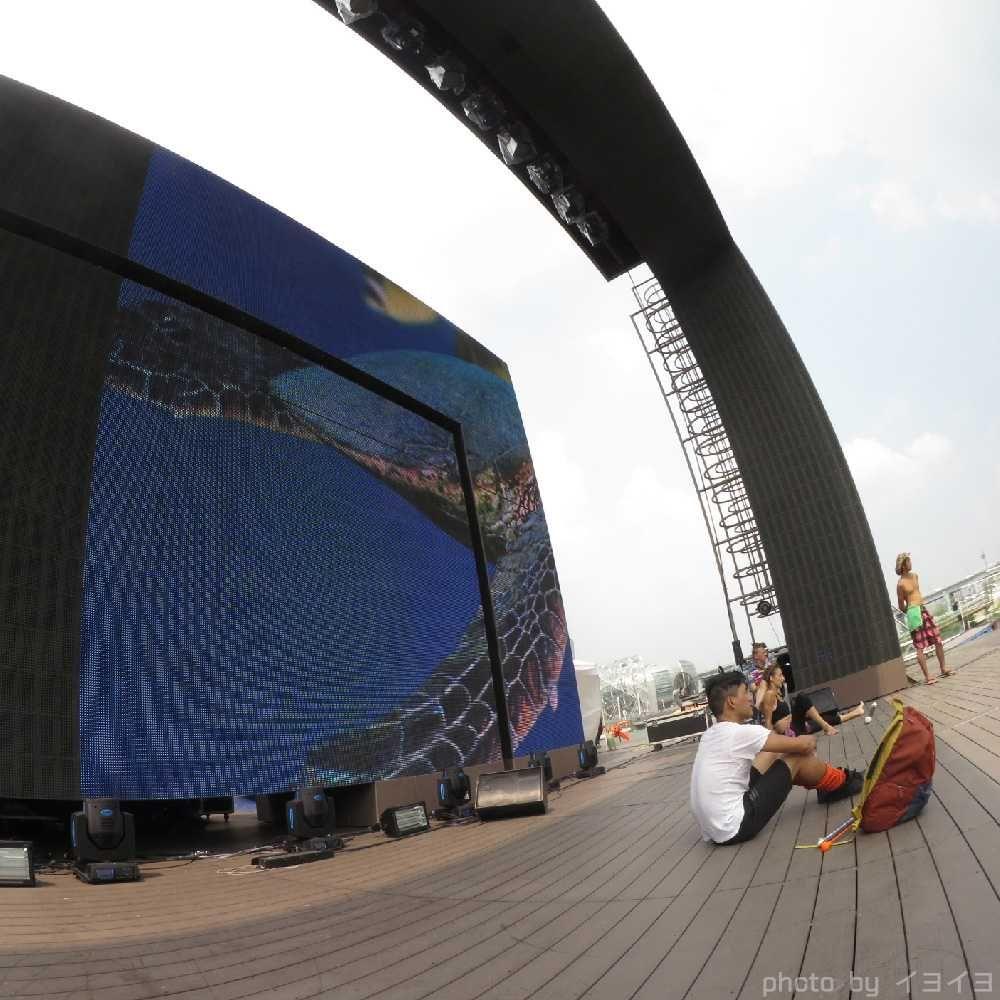 韓国ファイアーフェスティバル