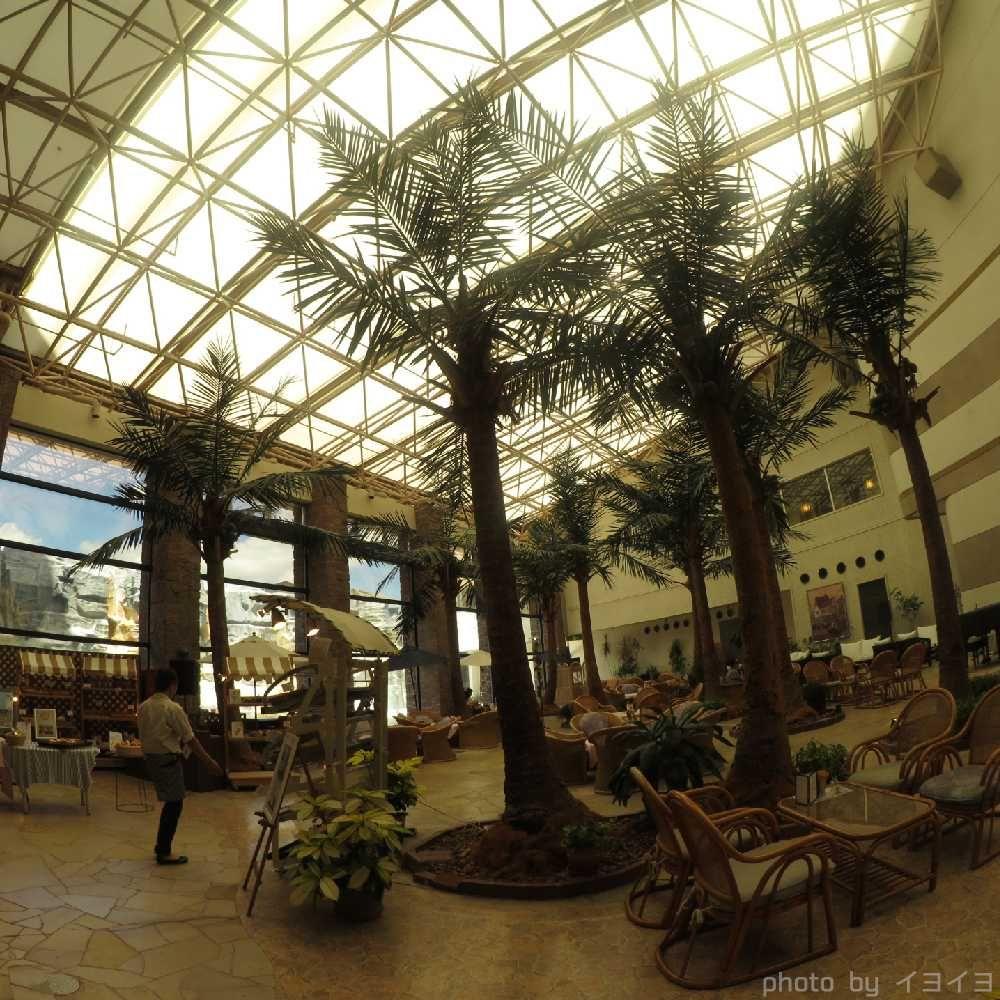 浜名湖レークサイドプラザホテルのロビー