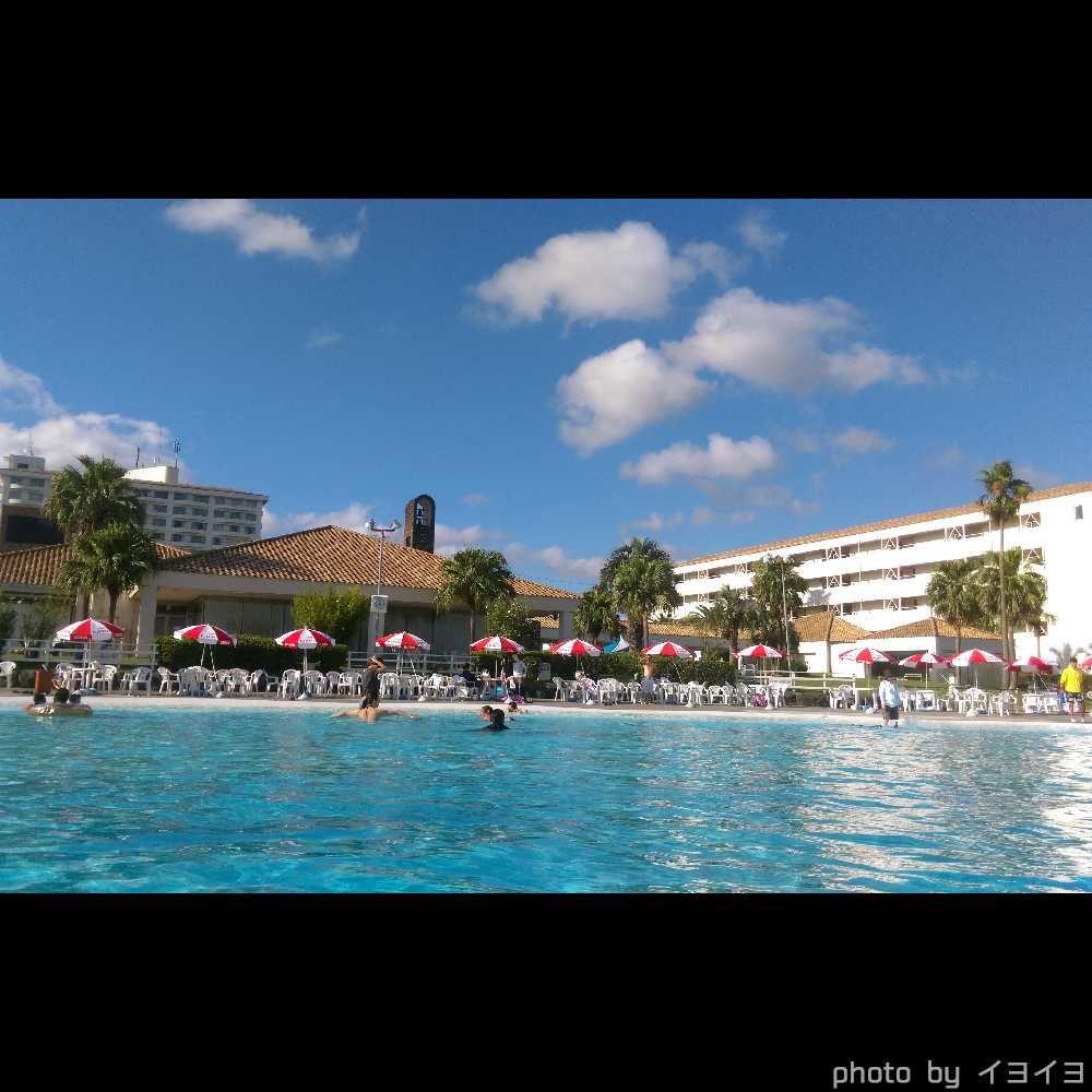 浜名湖レークサイドプラザホテルのプール