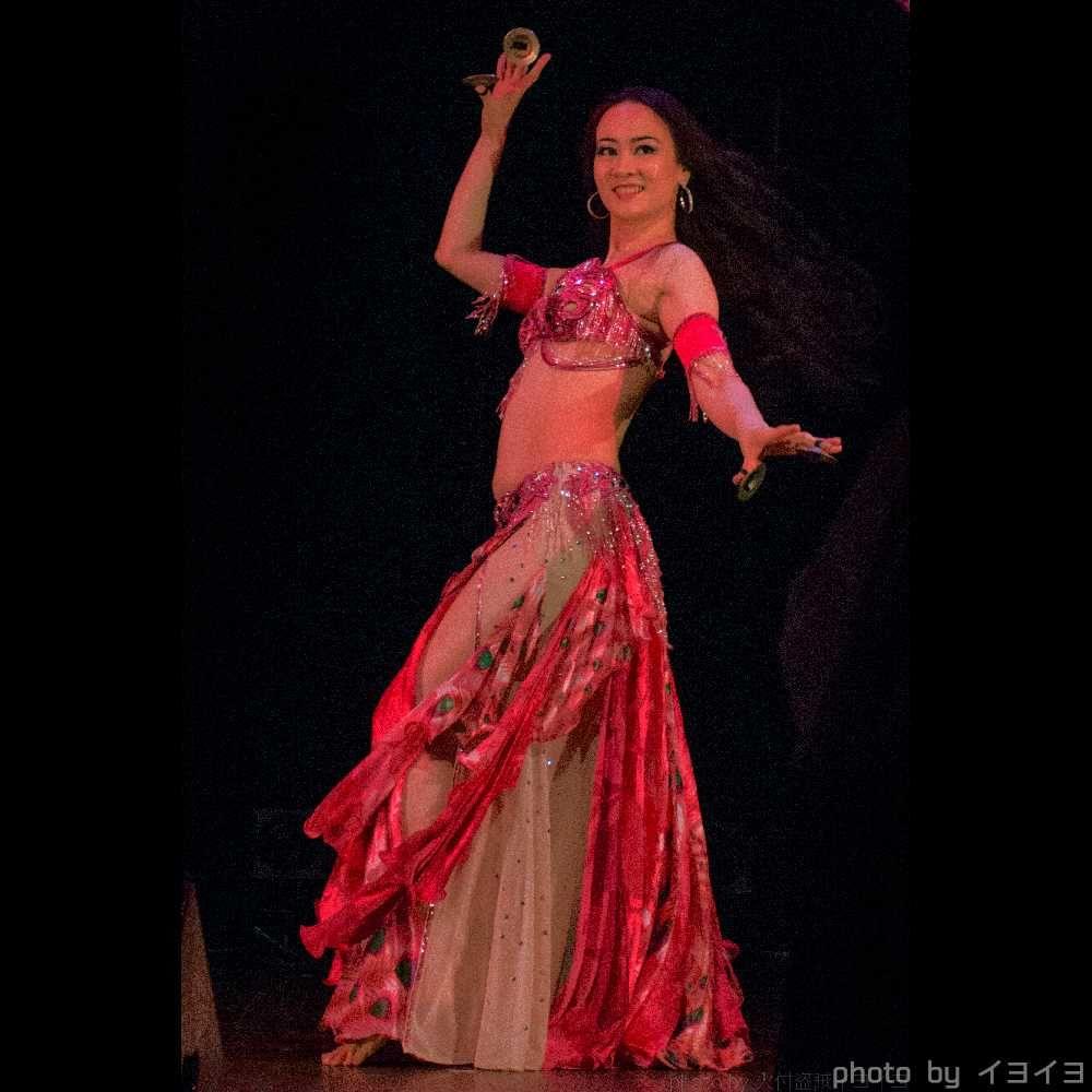 ターキッシュベリーダンス