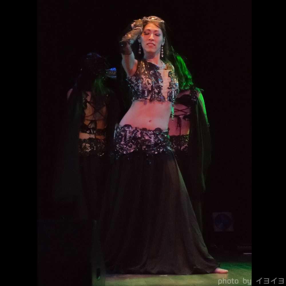 フュージョンベリーダンス