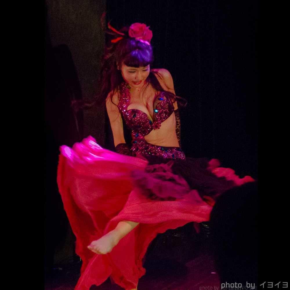 オリエンタルベリーダンス
