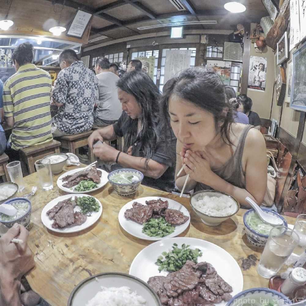 仙台で牛タンを食べる