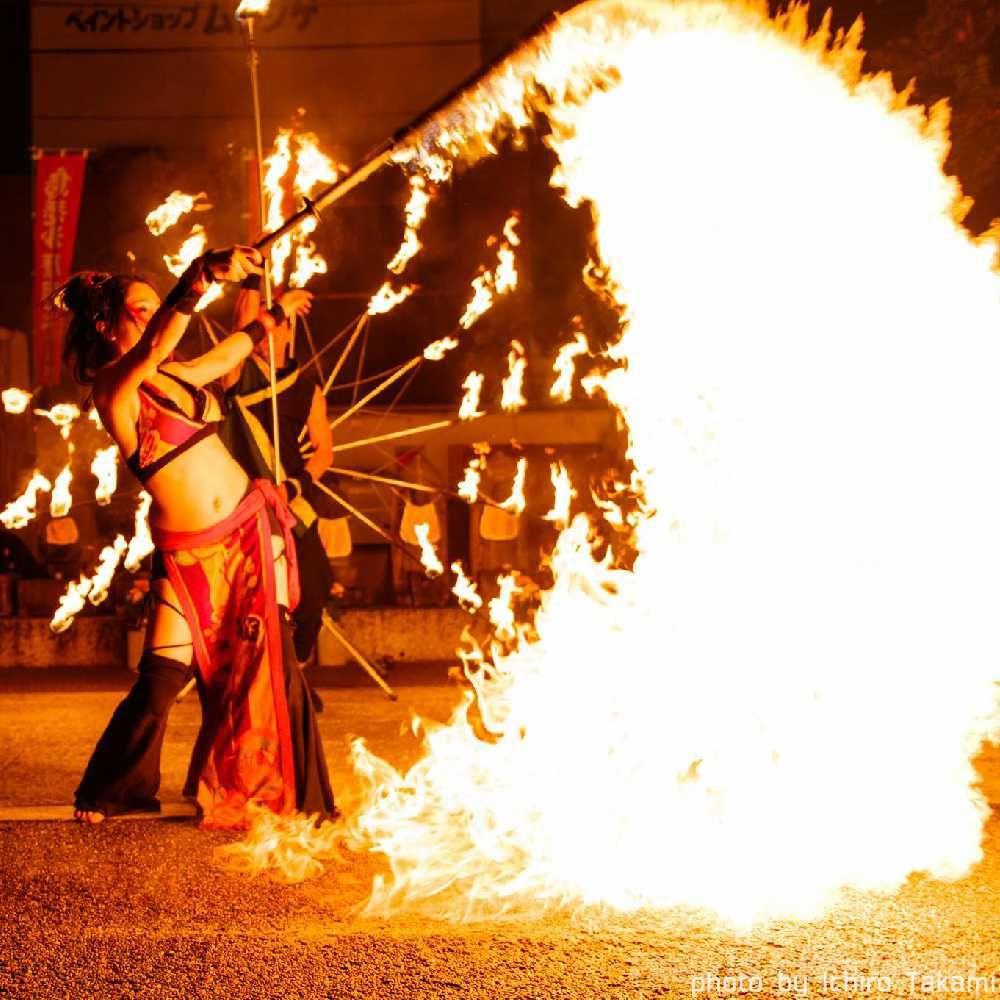 大道芸フェス大須大道町人祭