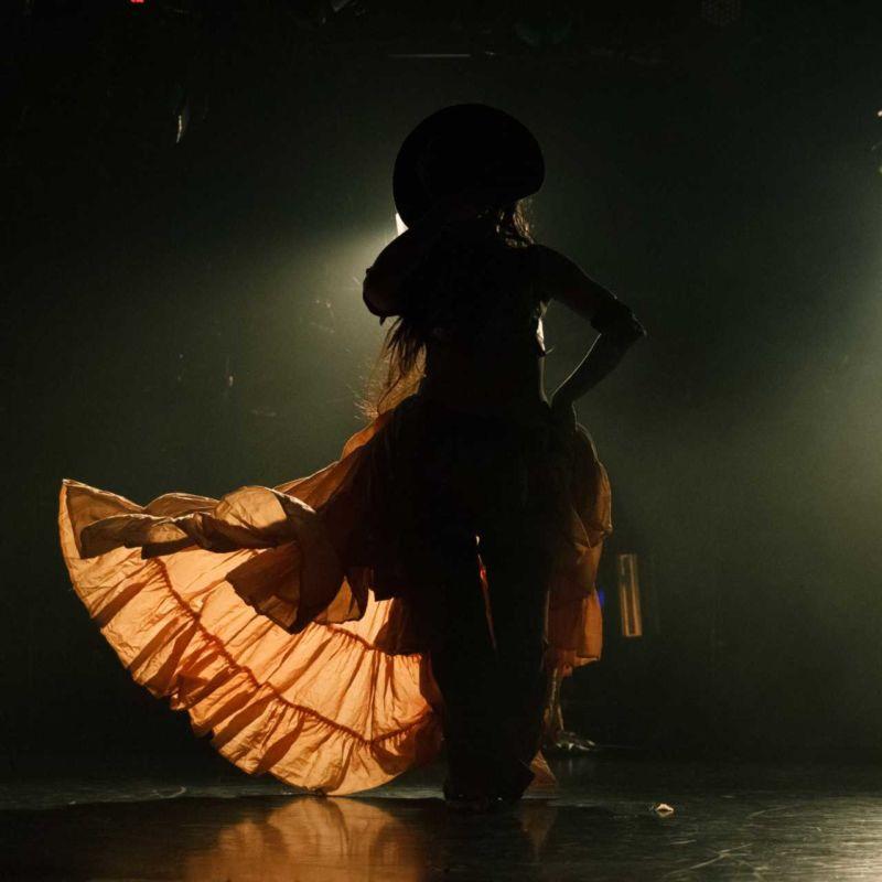 ジプシーダンス